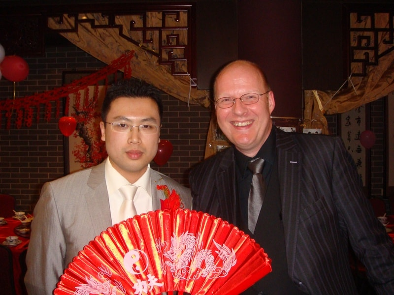 English speaking magician the Netherlands (Holland)