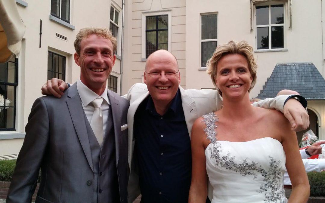 Goochelaar te gast op uw bruiloft!
